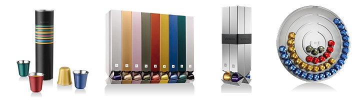 nespresso PIXIE Collection